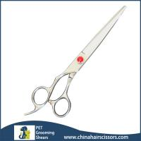 Private Label Hair Scissor Factory Japanese Stainless Steel Pet Grooming Shear Scissors PS40