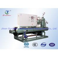 Wholesale Carlyle Water Cooled Chiller System , Commercial Danfoss Condensing Unit from china suppliers