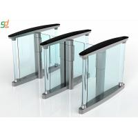 Quality IP54 Swing Turnstile Security Systems Automatic Pedestrian Gates for sale