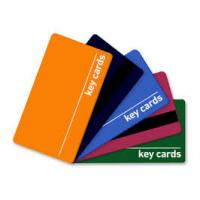 Wholesale Colorful PVC Plastic Cards / Membership Cards For Business 85.5mm x 54mm from china suppliers