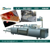 Wholesale Chocolate Cereal Bar Making Machine stantless steel 304 Material from china suppliers