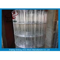 Wholesale Garden Wire Fencing Green Color , Wire Security Fencing For Prison from china suppliers