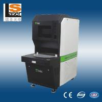 Wholesale 10w 20w 30w 50w Fiber Laser Mark Machines For Metal / Plastic , Fiber Laser Marker from china suppliers