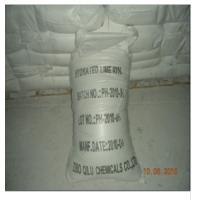 Wholesale 90%-93% Hydrated lime /calcium hydroxide factory in china from china suppliers