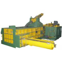 Wholesale Push - out Discharging Hydraulic Baling Press / Scrap Metal Balers Y81T - 125 from china suppliers
