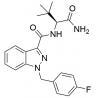 Buy cheap 1445583-51-6 ADB FUBINACA Biochem Research Chemicals ADB-F Purity 99.7% from wholesalers