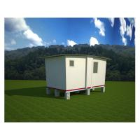 Quality Portable Emergency Shelter Modular Quick Assemble Foldable House for sale