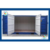 Wholesale 20 FT Wind / Water Tight Open Side Standard Shipping Container 6052 X 2438 X 2591mm from china suppliers