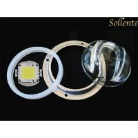 Wholesale High Power COB Integrated LED Module 6000K With Street Lens Borosilicate Glass from china suppliers