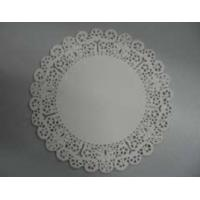 Wholesale Houseware items White Round Mat SYKP0015.W from china suppliers
