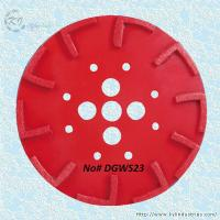 Wholesale Concrete Floor Grinding Plates - DGWS23 from china suppliers