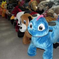 Wholesale Hansel newest factory price entertainment animal scooter toy ride from china suppliers