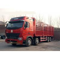 Wholesale Fence Cargo Stake Truck SINOTRUK HOWO 30-60 Tons Capacity 8X4 LHD Euro2 from china suppliers