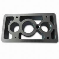 Buy cheap CNC Machining Part with Hard Anodized Surface Treatment, Measures 550 x 650mm from wholesalers
