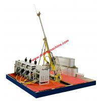 Wholesale Reliable 800NM Core Drill Rig WITH 99KW 21Mpa hydraulic engine from china suppliers