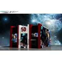 Wholesale Virtual Simulation Snow 5.1 Audio 5D Theater System from china suppliers
