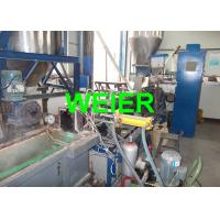 Wholesale Paralle Twin Screw PET Strap Extrusion Line , 380v 50Hz 100kgs/h from china suppliers