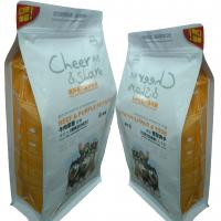 Wholesale Zip Lock Customised Small Pet Food Bags For Fruity Biscut Orange Slice from china suppliers