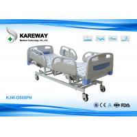 Wholesale PP Side Rails High Low Bed Hospital Bed , Adjustable Medical Bed For Hospital Patient from china suppliers