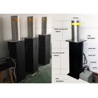 Wholesale Fold Down Automatic Parking Posts Road Bollard With Led , Hydraulic Control from china suppliers