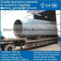 Quality wet process cement rotary kiln for sale