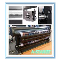 Buy cheap CMYK Four Colour Wide Format Dye Sublimation Printer High Speed from wholesalers
