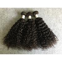 Wholesale Natural Color 8A Virgin Hair , Peruvian Human Hair Extensions Soft And Smooth from china suppliers