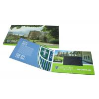 Quality Customized China lcd video business cards, lcd video mailer for education for sale