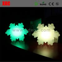 Wholesale Snowflake shape Outdoor Garden Decrative llluminated Lights from china suppliers