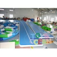 Wholesale Adult Inflatable Tumble Track Inflatable Air Track Mats For Indoor Sport Game from china suppliers