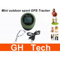 Buy cheap Keychain GPS Device A9 Waterfroof Mini GPS Tracker  for Outdoor Sport Travel from wholesalers