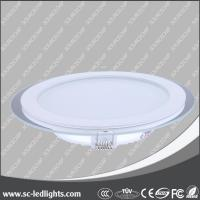 Wholesale Hot sale wholesale price round dimmable flat led light panel from china suppliers
