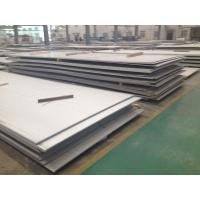 Buy cheap ASTM A240 Grade 347 Stainless Steel Plates Hot Rolled NO.1 1500mm Width from wholesalers