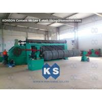 Wholesale Automatic Hexagonal Mesh Machine , Heavy Duty Stone Gabion Netting Machine from china suppliers