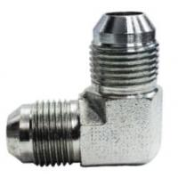 Wholesale Metric Fittings Adapters 37 Degree Male Tube Union Elbow SAE # 070201 Parker'S P/N ETX from china suppliers