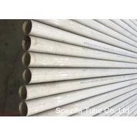 Wholesale S31803 Stainless Steel Round Pipe / Tube with Solution Annealed EN10204.3.1 from china suppliers