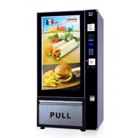 Wholesale Heater Function Snack Vending Machines Bar / Cinema / Office Vending Machine from china suppliers