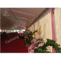 Wholesale White Aluminum Structure Outdoor Party Tents 300 Sqm Amazing Wedding Marquees from china suppliers