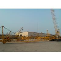 Wholesale Durable Construction Site Mobile Hydraulic Crawler Crane , QUY250 XCMG Crawler Crane from china suppliers
