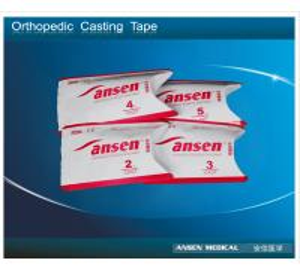 Quality Polymer Medical  Bandage Ansen Multi Color Waterproof Ortho Bandage for sale