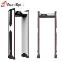 Wholesale Forward / Reverse Counter Security Metal Detectors with 18 zones for Commercial building from china suppliers
