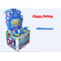 Wholesale Fishing 4d Kids Game Machines Arcade Metal Acrylic Plastic 300KGS from china suppliers