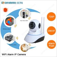 Quality IP Camera Wireless Security System Work with Door Sensors for sale