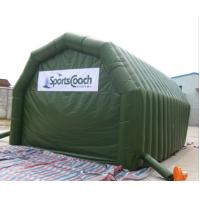 Quality Camouflage Inflatable Military Tent for sale