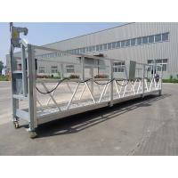 Buy cheap High Rise Building Maintenance Window Cleaning Suspended Working Platform ZLP630 from wholesalers