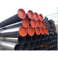 Wholesale Varnish / Coating / Pain ERW steel pipes for mineral slurry Gr. P265TR1 from china suppliers