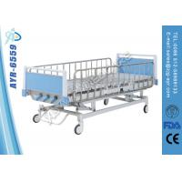 Wholesale Full Length Side Rails Electric Hospital Bedsthree Functions from china suppliers