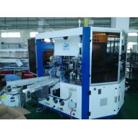 Quality Fully Automatic Cosmetic Container Cylindrical Screen Printing Machine With LED UV Curing Device for sale