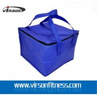 Wholesale durable Non woven Insulated Lunch Cooler Bag for forozen food from china suppliers