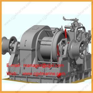 China Vessel Hydraulic Hoist Winch on sale